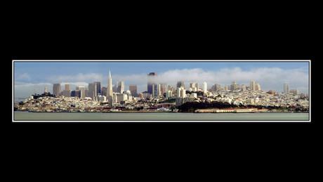 Sunny SF Skyline