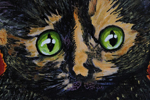 Lucy - detail