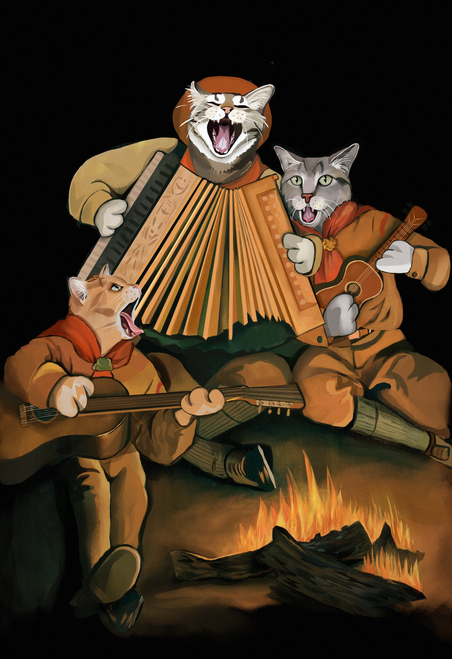 The-Cat-Scouts-Squeezebox-Trio