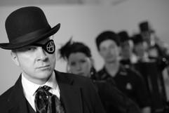 """Антін Мухарський з анархо-гуртом """"ГраБля"""""""