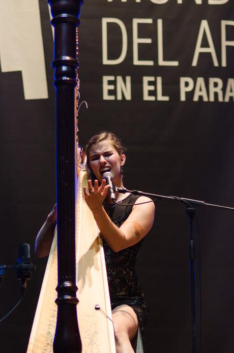 Festival Mundial del Arpa en el Paraguay