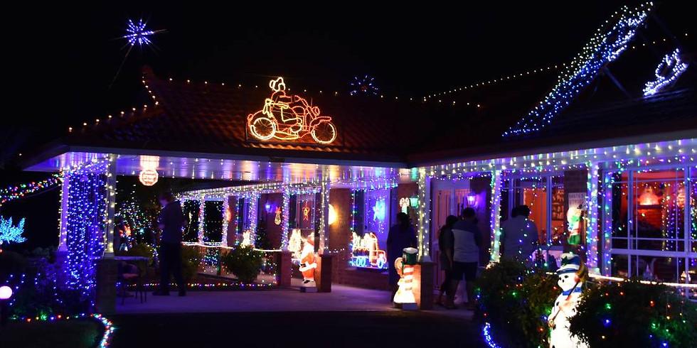 Kings Creek - Christmas Lights - $30pp