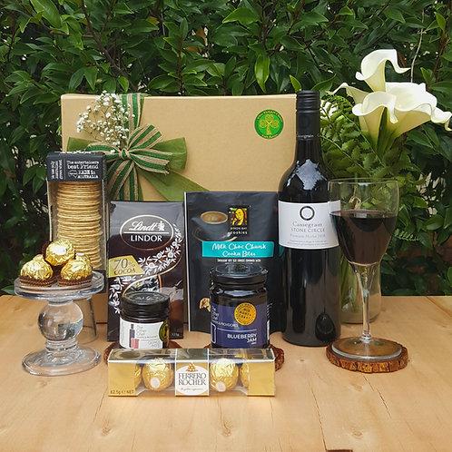 Merlot Red Wine Gift Box