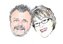 Greg & Michelle Cartoonized_16_LOGO HEAD