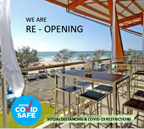 JOIN US ON THE DECK - BEACHES AT BONNY HILLS