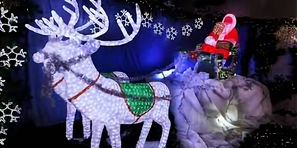 Hunter Valley Christmas Lights & Winery 3 Day / 2 Night Tour - $786 Twin Share $1,020 Single