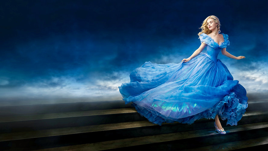 Cinderella Image being used by Cinderell