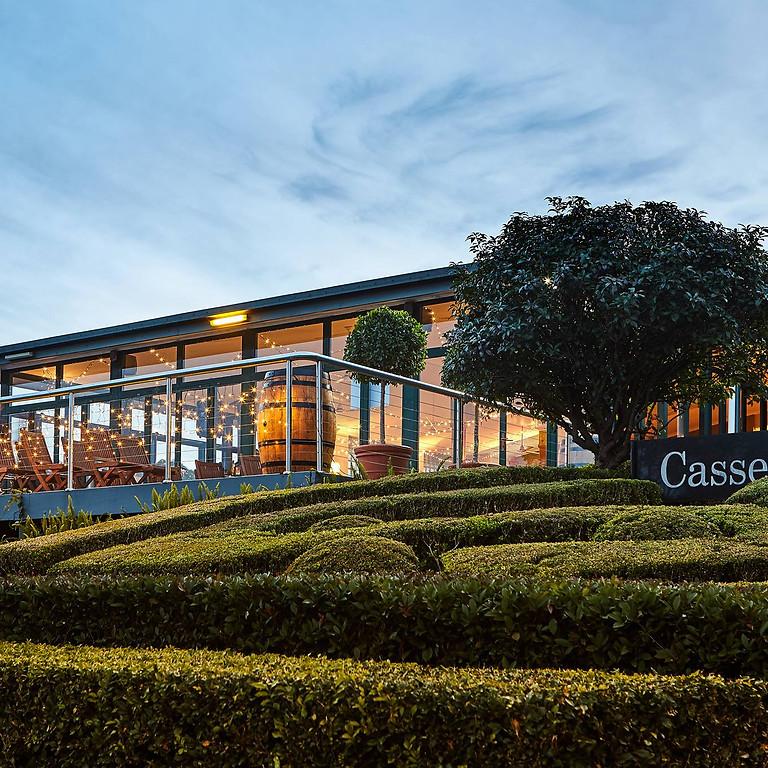 Cassegrain Restaurant Tour