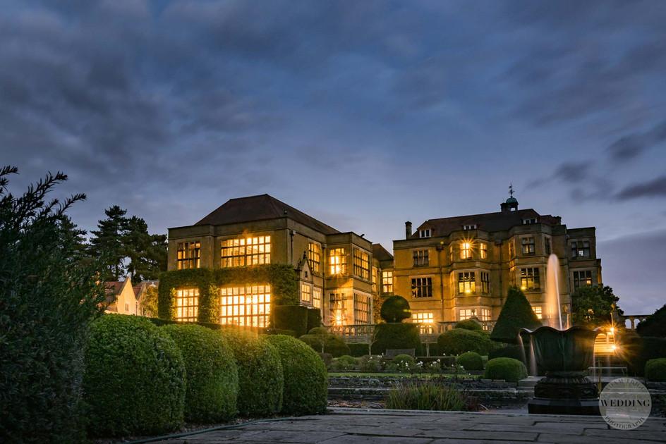 Favourite Venues   Fanhams Hall in Hertfordshire