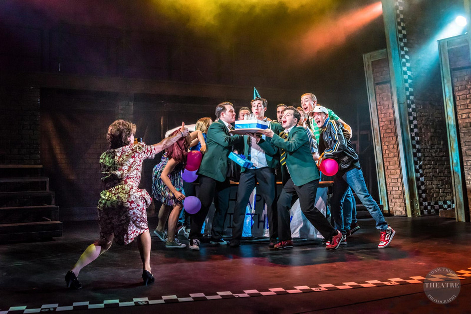 Touring the UK   A Major Musical Theatre Production   Immersion's Our House