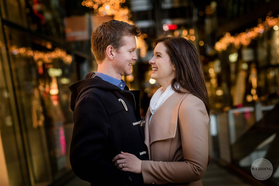 The Southbank | Pre-Wedding Shoot in London | Mark and Jennie