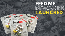 Success of Feed Me TV gave way to a quarterly magazine