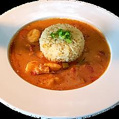 Chicken and Shrimp Etouffee