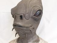 Female Mon Calamari sculpt