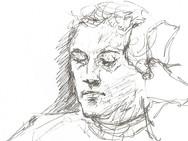Sketch - ink