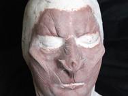 Vampire prosthetics sculpt