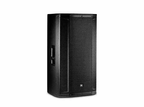 2 JBL SRX835 3 way loud speaker