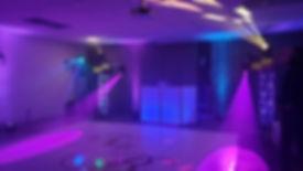 Premium Wedding DJ setup