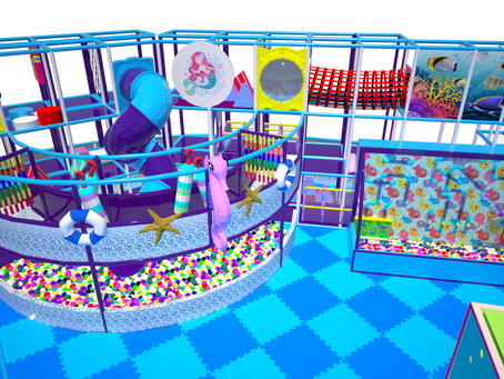 What an Indoor Playground Offers?