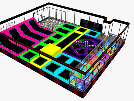 """Where to start creating a """"trampoline business"""" search for premises and registration?"""