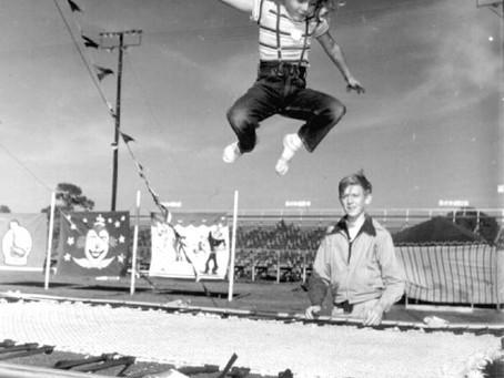 History of trampoline