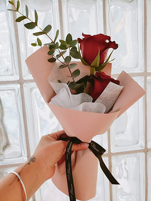 Two Stem Mini Bouquet