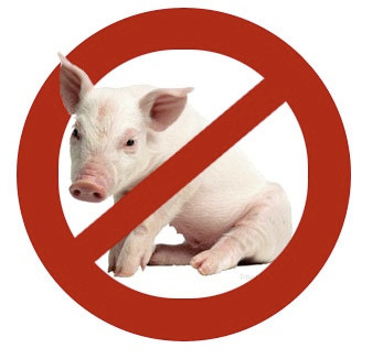 Before you eat any more Pork consider what God said