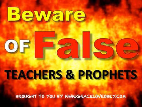 False Teaching Alert! HomeChurchHelp.com