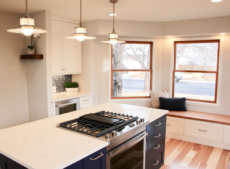 Silver Oaks Home Goes Contemporary