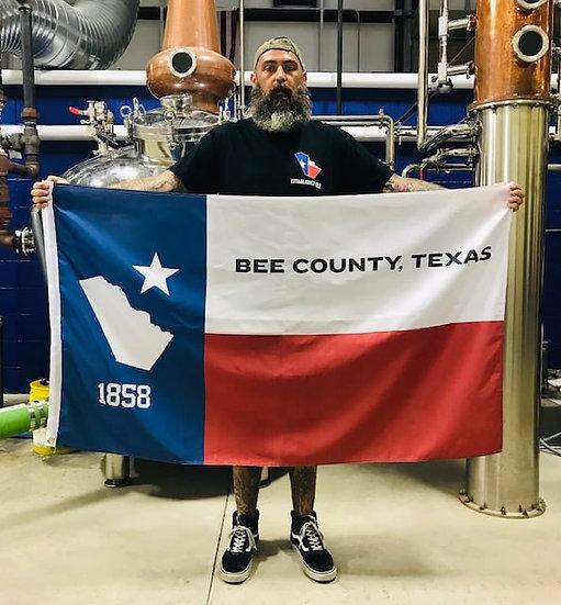 Bee County Flag