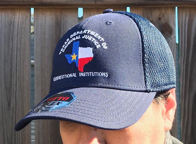 TDCJ Mesh Flexfit Hat