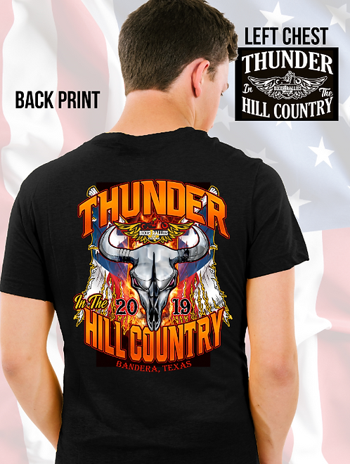 Thunder In The Hill Country 2019