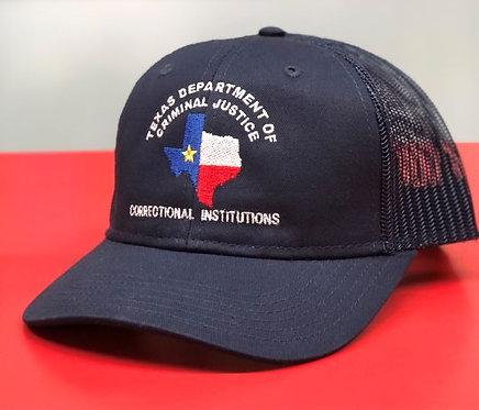 TDCJ Trucker Hat
