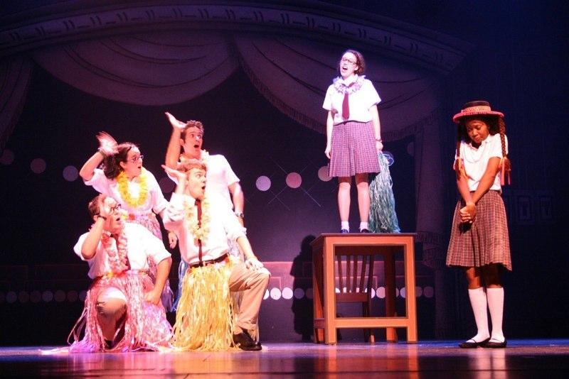 Playing Edwina in Dear Edwina