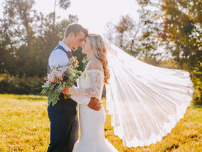 Tia + Wendell // Clarks Mills, PA
