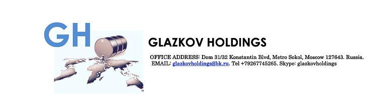 Glazkov Holdings