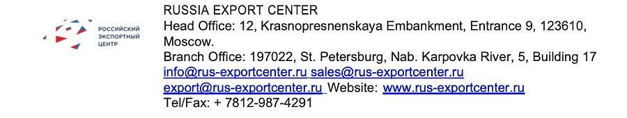 Russia Export Center