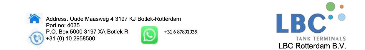 Lbc Rotterdam