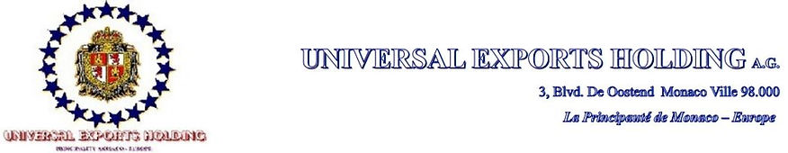 Universal Exports Holding