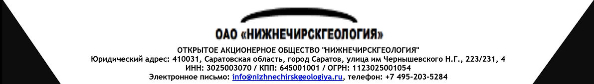 Nizhnechirskgeologiya