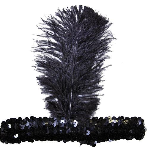 20s Flapper Headband