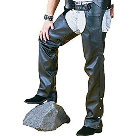 "Leather Chaps - Biker - Western -""Grease""- Rental"