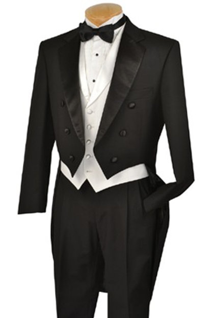 Tailcoat  - Western Styling (Purchase)