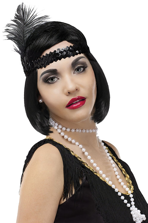 """60"""" Long Pearls - 1920's"""