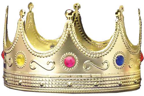 Kings Crown - Plastic- Rental