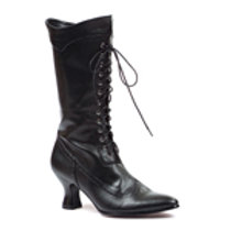 Victorian lace-up Boot