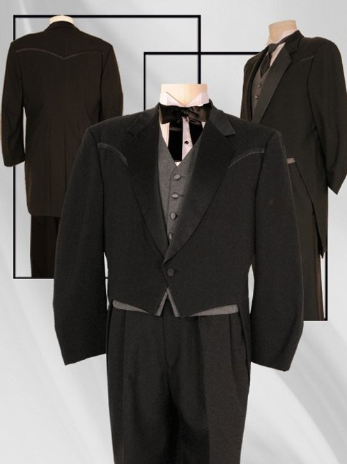 Western style Tailcoat