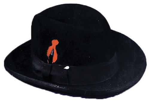 Godfathers Hat - Black