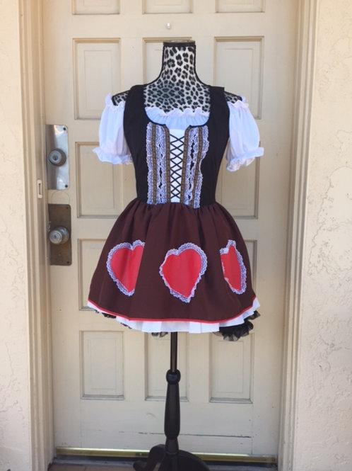 Bavarian Queen of Hearts - Rental