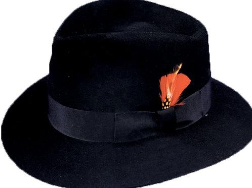 Blues Bros. Hat Deluxe